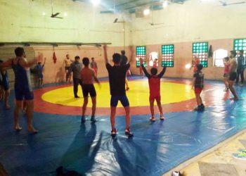 Establishing Sports Centre
